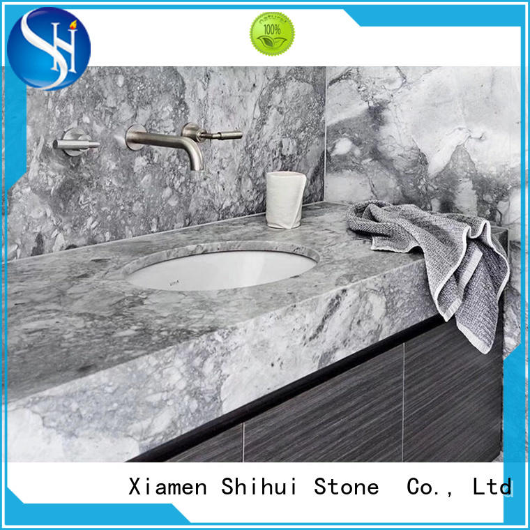 Shihui antique stone countertop supplier for bar