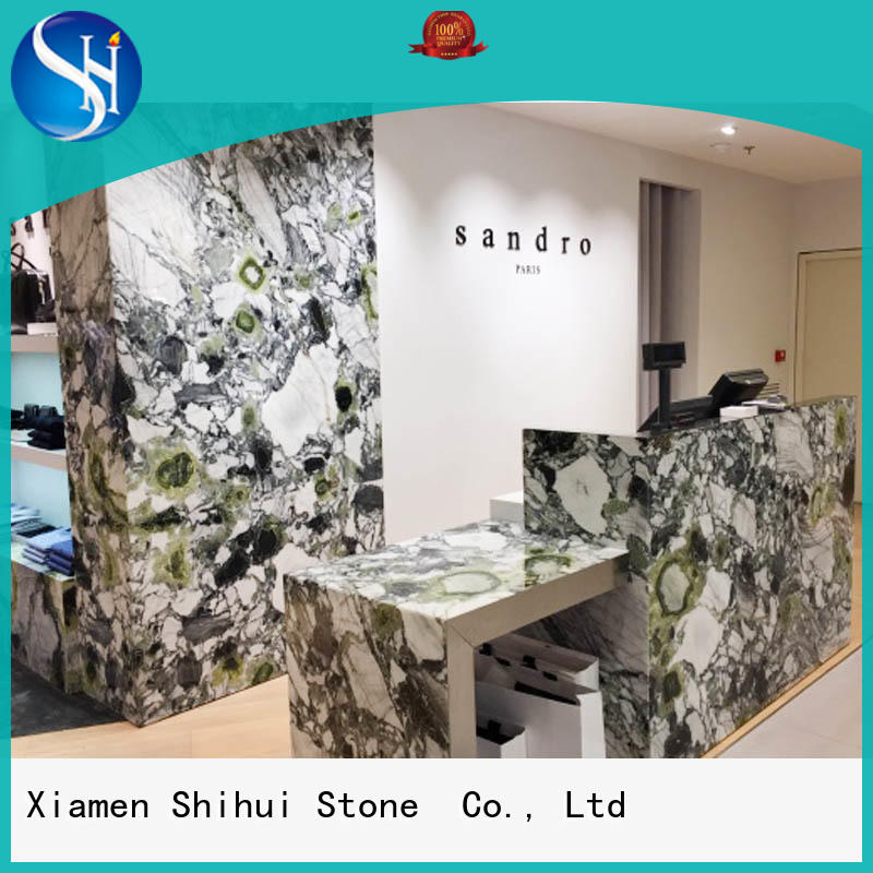 antique manufactured stone countertops personalized for bathroom