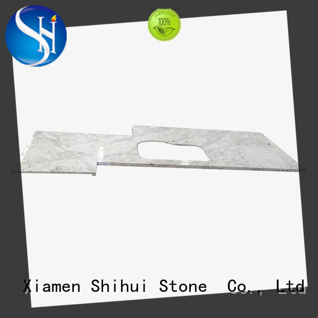 Shihui juparana manmade stone countertops personalized for hotel