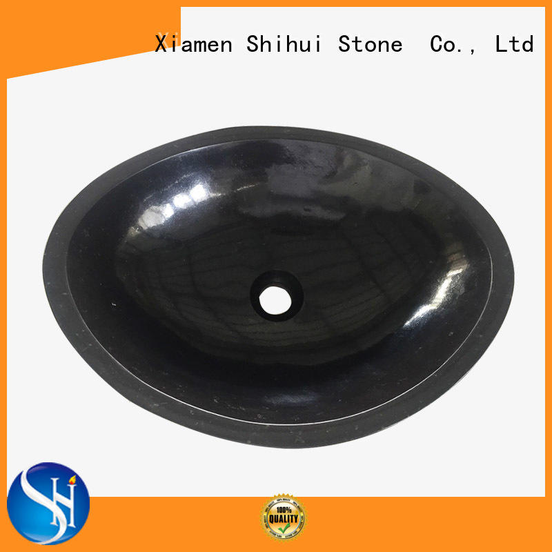 Shihui natural stone basin personalized for hotel