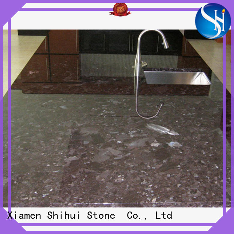 Shihui quality stone tile countertops personalized for bar