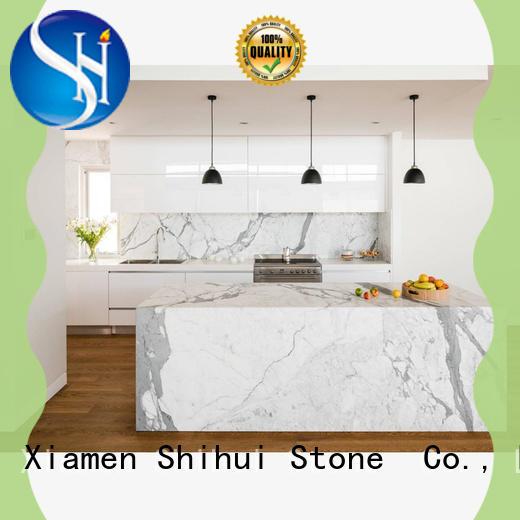 black cornerstone countertops personalized for bar