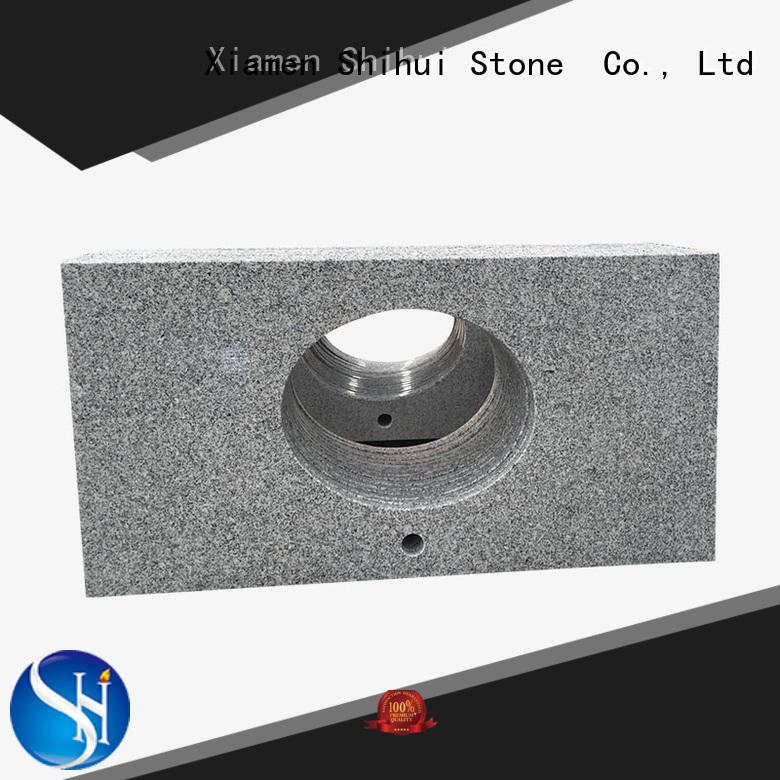Shihui artificial cornerstone countertops wholesale for bar