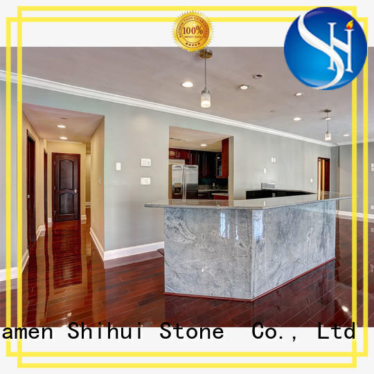 antique solid stone countertops supplier for kitchen