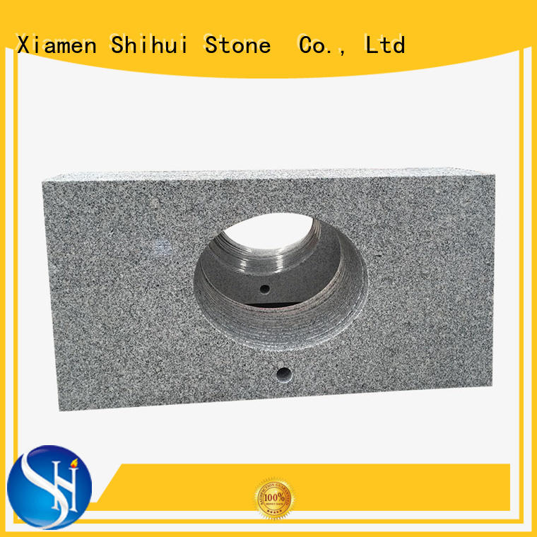 Shihui best stone kitchen countertops personalized for bathroom