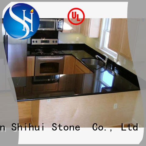 Shihui stable manmade stone countertops wholesale for kitchen