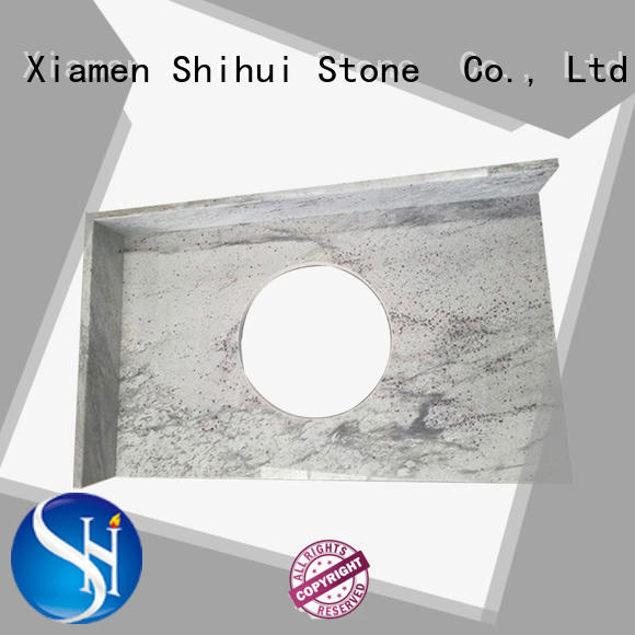 Shihui manmade engineered stone countertops supplier for bar