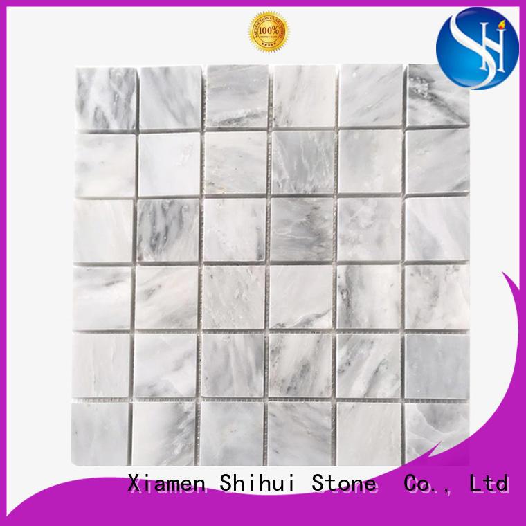 Shihui natural stone tile mosaic manufacturer for indoor