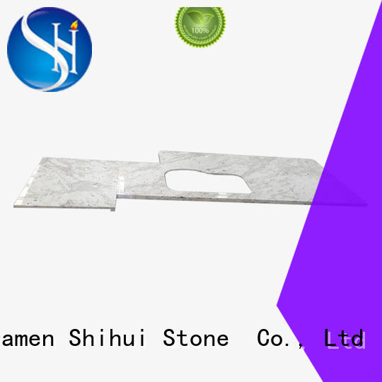 stone tile countertops personalized for hotel Shihui
