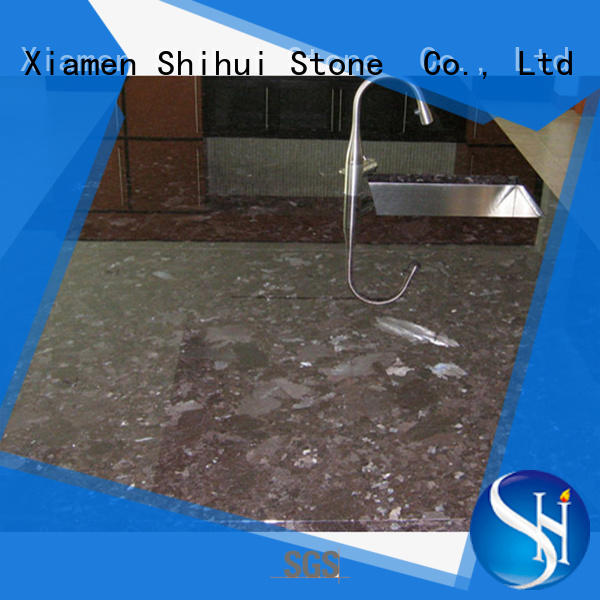 Shihui engineered stone countertops supplier for bar