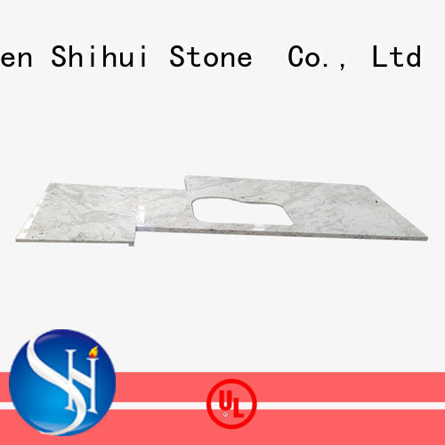 Shihui juparana manufactured stone countertops personalized for kitchen