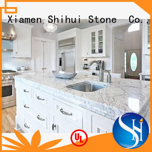 manmade stone tile countertops wholesale for bar