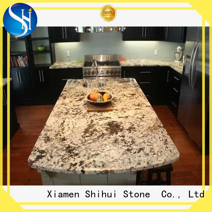 certificated stone countertop supplier for bathroom