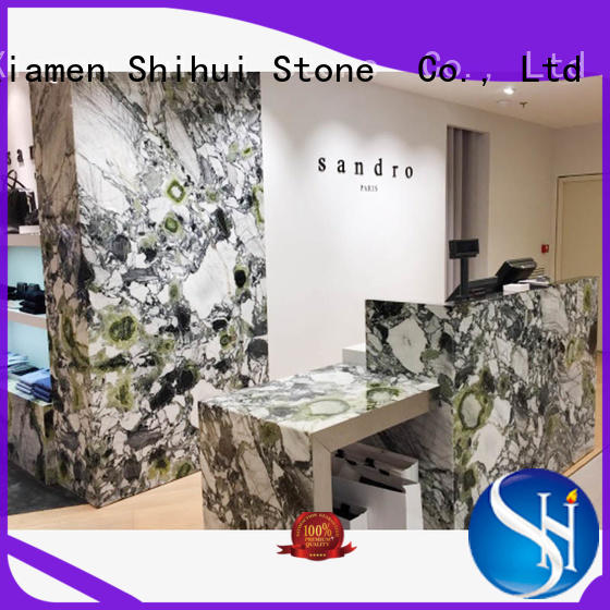 Shihui stable top stone countertops personalized for bathroom