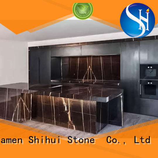 Shihui cultured stone countertop supplier for kitchen