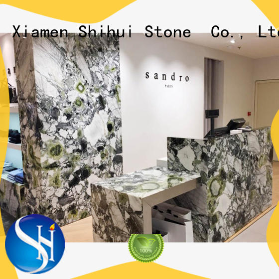 Shihui stone slab countertop personalized for kitchen