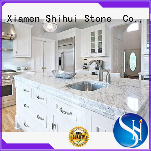 black best stone kitchen countertops wholesale for hotel