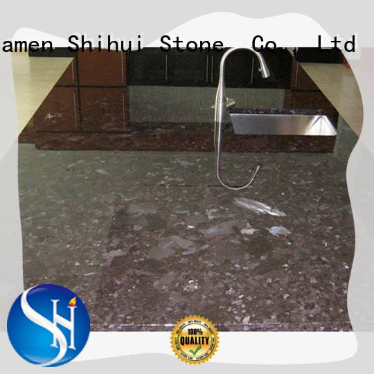 engineered stone countertops factory price for kitchen Shihui