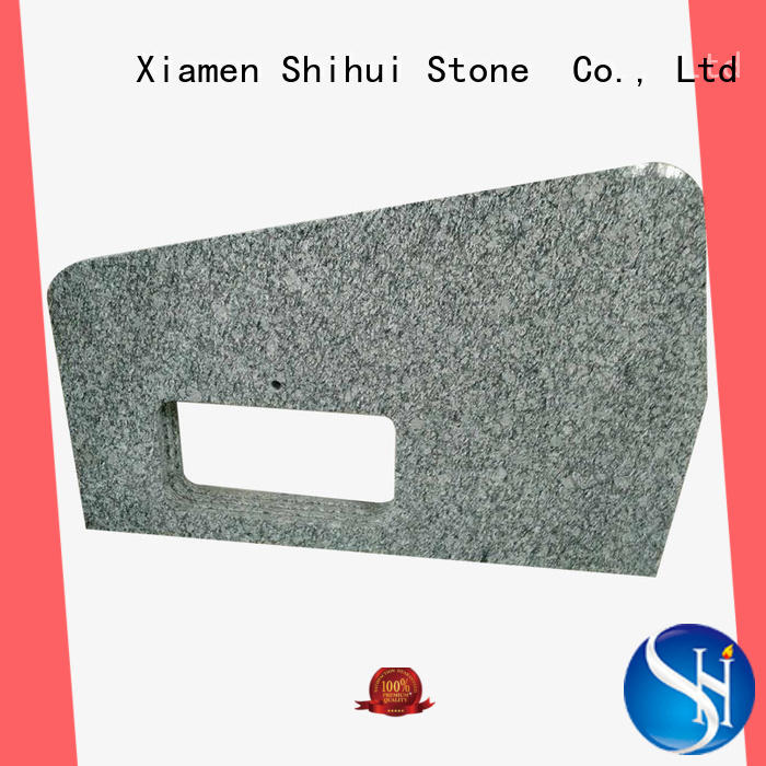 solid stone countertops for bathroom Shihui