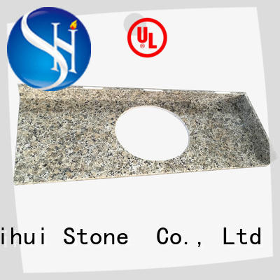 Shihui manmade manmade stone countertops personalized for kitchen