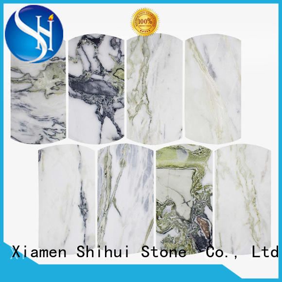 Shihui natural stone tile mosaic directly sale for bathroom