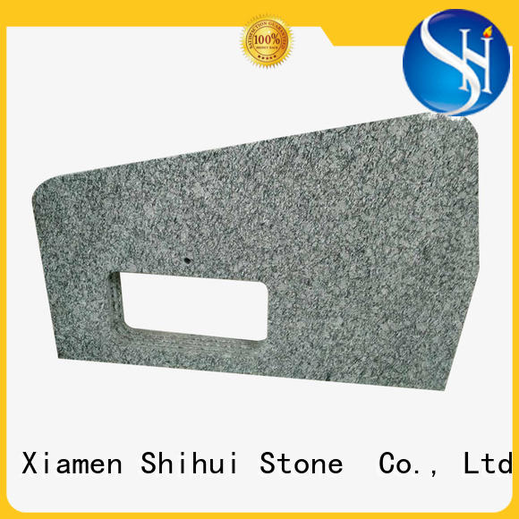 professional cultured stone countertop personalized for kitchen