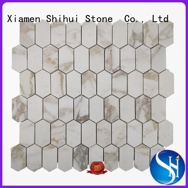 oriental tile stone mosaic customized for household
