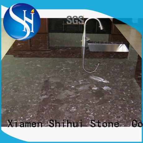 Shihui calacatta best stone kitchen countertops wholesale for kitchen