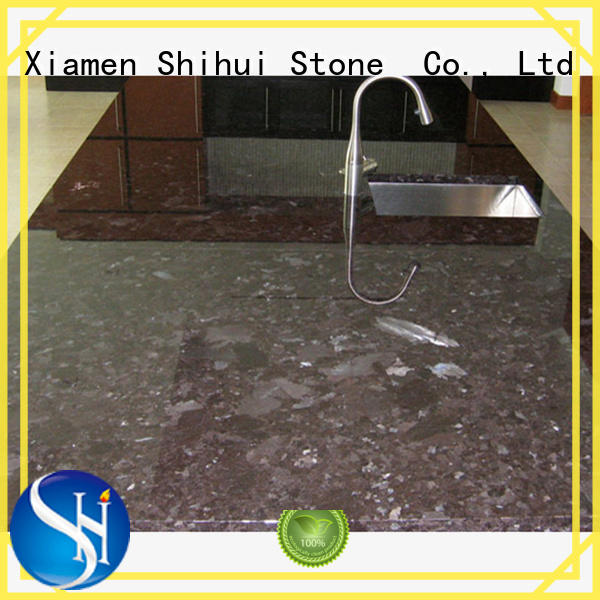 certificated stone tile countertops personalized for hotel