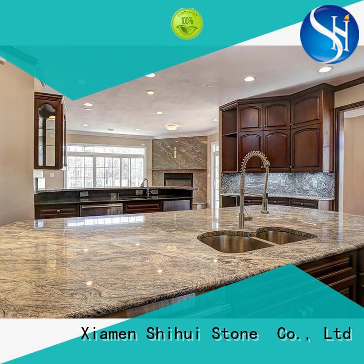Shihui artificial cornerstone countertops wholesale for bathroom