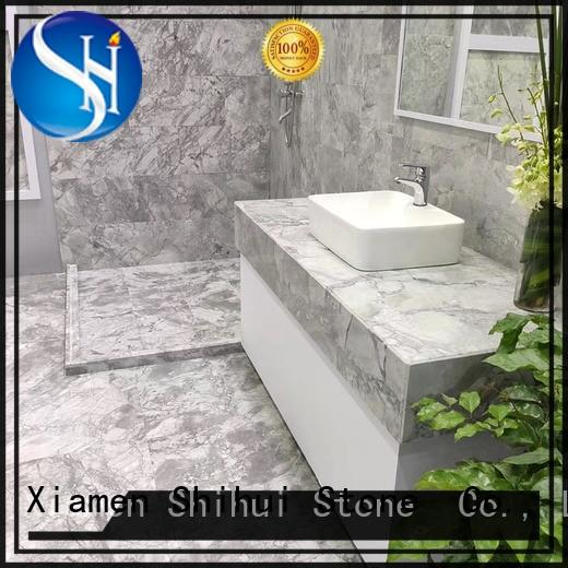 Shihui elegant natural marble tile inquire now for household