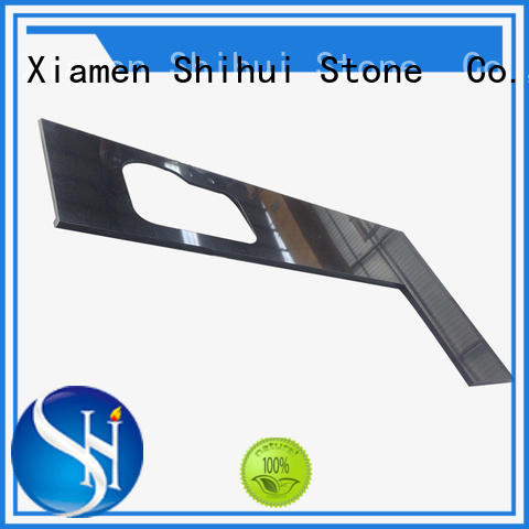 Shihui manmade stone countertops factory price for hotel