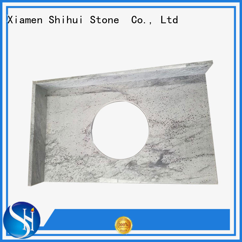 Shihui calacatta best stone kitchen countertops for hotel