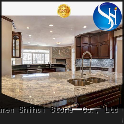 top quartz countertops for kitchen Shihui