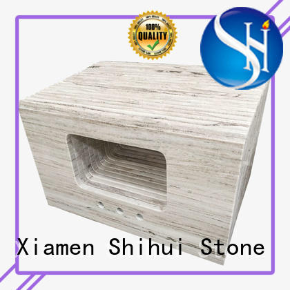 Shihui quality stone tile countertops factory price for kitchen
