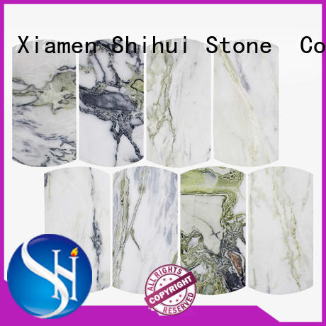 stone mosaic backsplash for toilet Shihui
