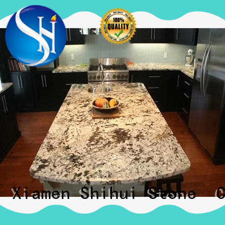 manmade manufactured stone countertops supplier for kitchen