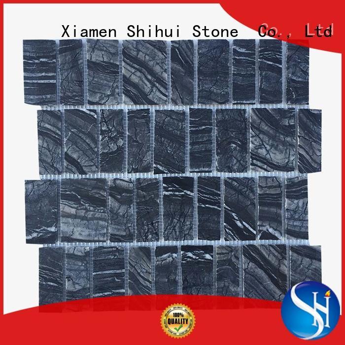 stone mosaic backsplash directly sale for household