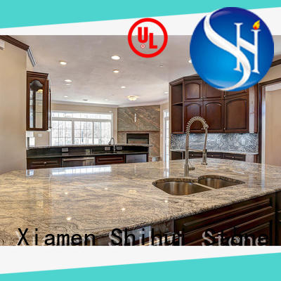 Shihui stable manmade stone countertops supplier for bar