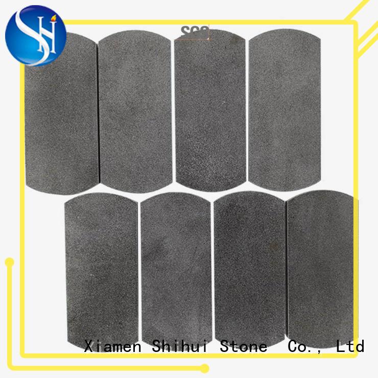 Shihui stone mosaic tile backsplash manufacturer for household