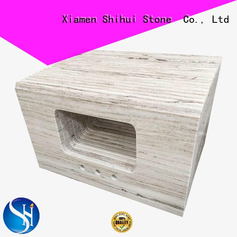 Shihui stone tile countertops supplier for bar