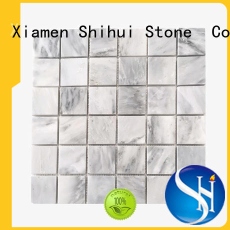 Shihui oriental natural stone tile mosaic manufacturer for household