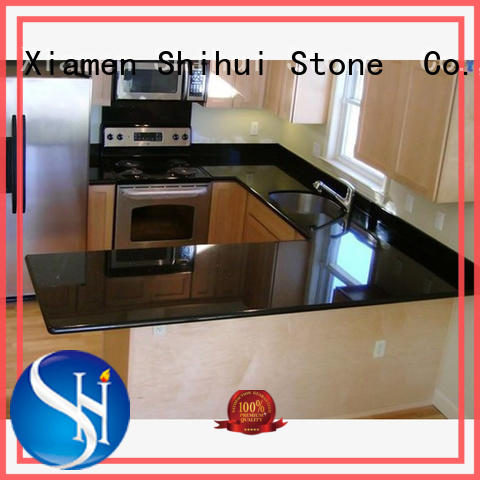 Shihui antique stone kitchen countertops factory price for bar