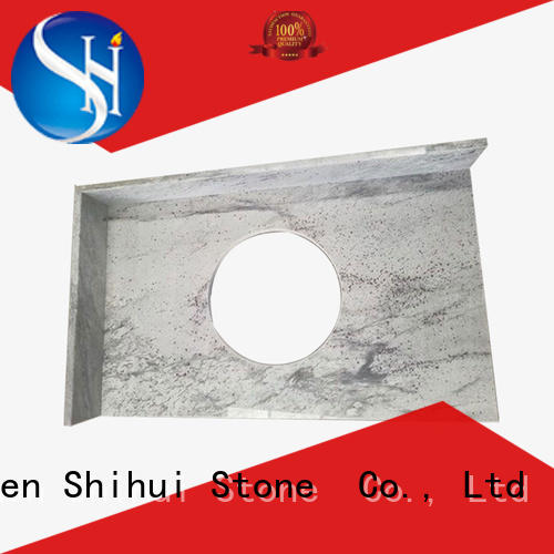 Shihui juparana engineered stone countertops personalized for hotel