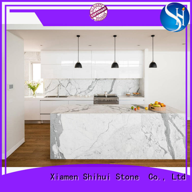 stone tile countertops wholesale for kitchen Shihui