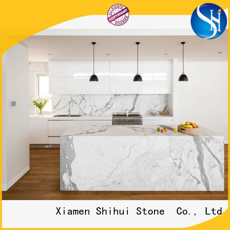 artificial cornerstone countertops supplier for hotel