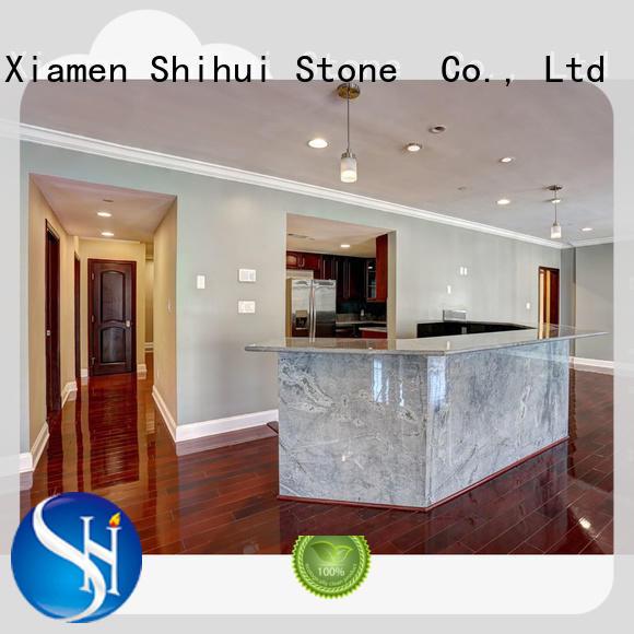 santo solid stone countertops personalized for kitchen