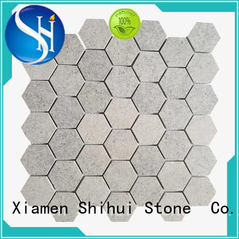 quality tile stone mosaic from China for toilet