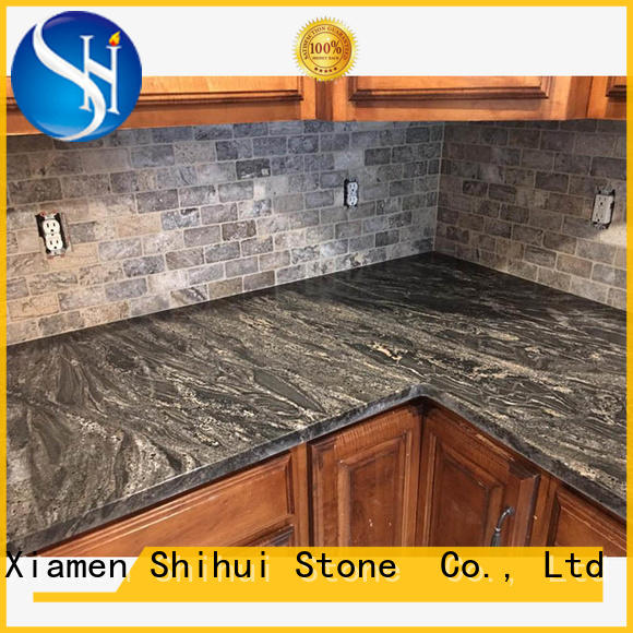 Shihui cultured stone countertop wholesale for bathroom