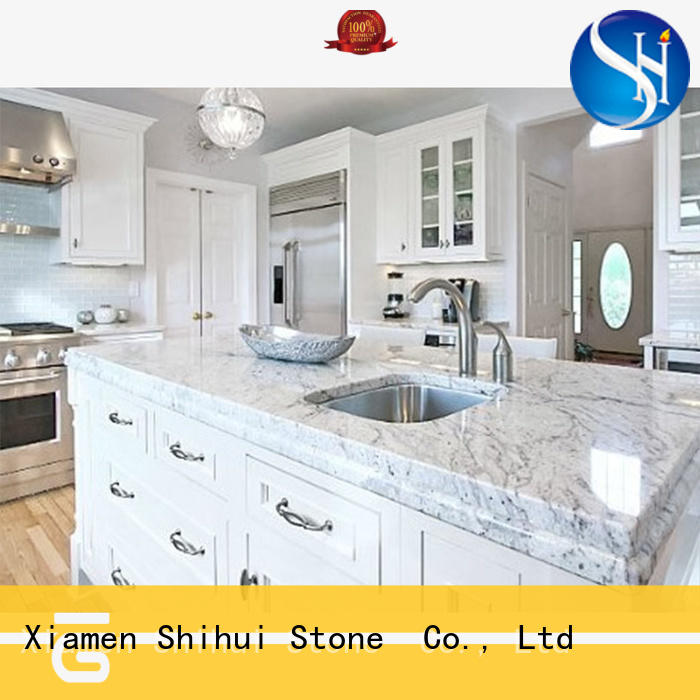 brown stone slab countertop supplier for bar